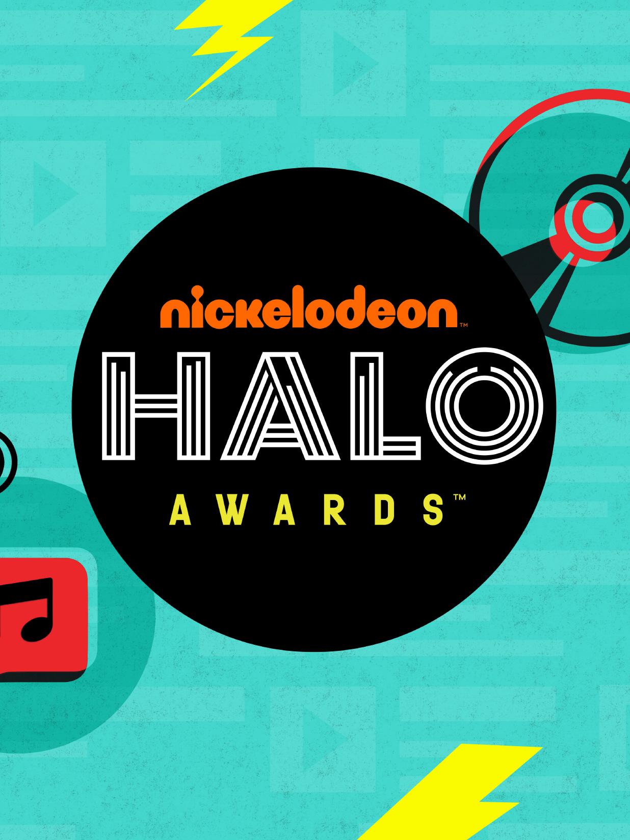 2017 Nickelodeon HALO Award Nominee (Top 25 United States) - September 2017