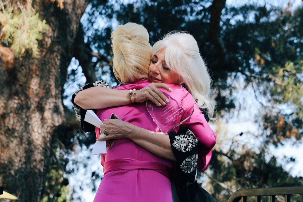 Lady Gaga & Cynthia Germanotta