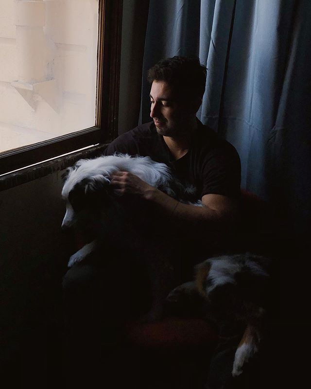 Tino & Leo. This one was #shotoniphone but this weekend I blew threw a modest 5 rolls. Just been really digging taking photos of my friends. Might develop them today, keep your eyes peeled!