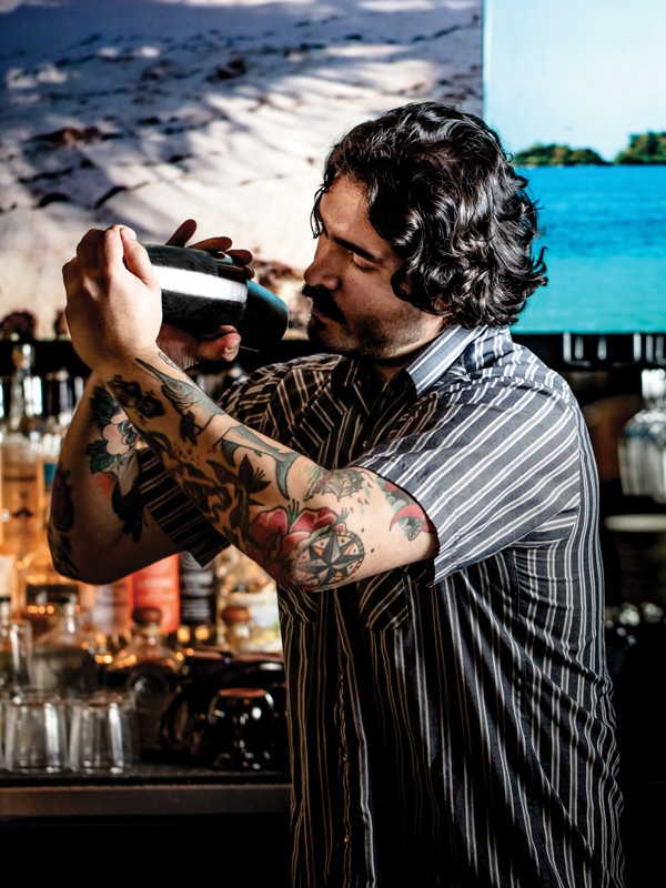 Leon Vasquez: Quietly Pushing the Envelope at Lolo with Ingredient-Driven Cocktails - Read the full story here, published in the Winter 2019 issue of Edible San Francisco.