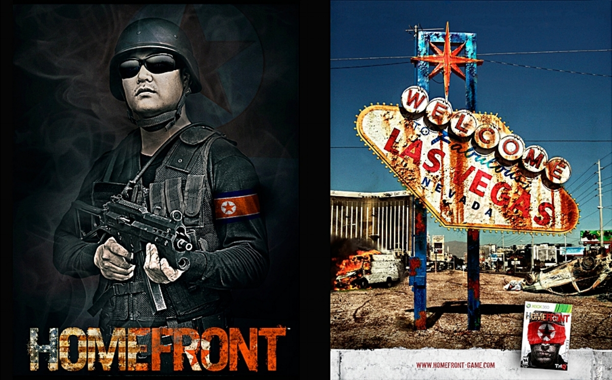HomeFront / Agency: Campfire