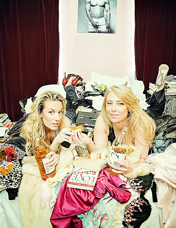 JessieMae Pelusso and Kendra Cunningham, Comedians      -