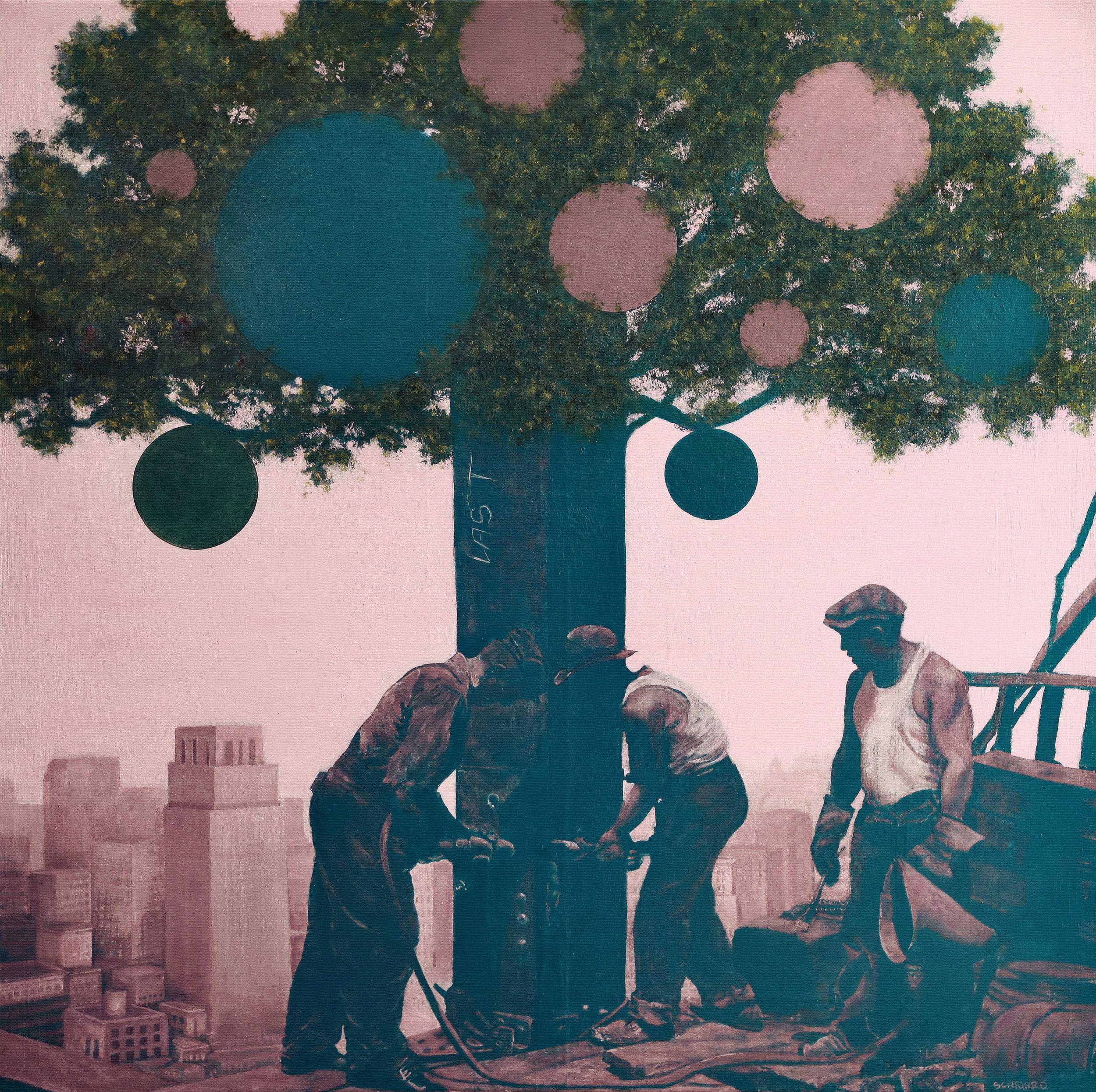 Assembling a Cherry Tree