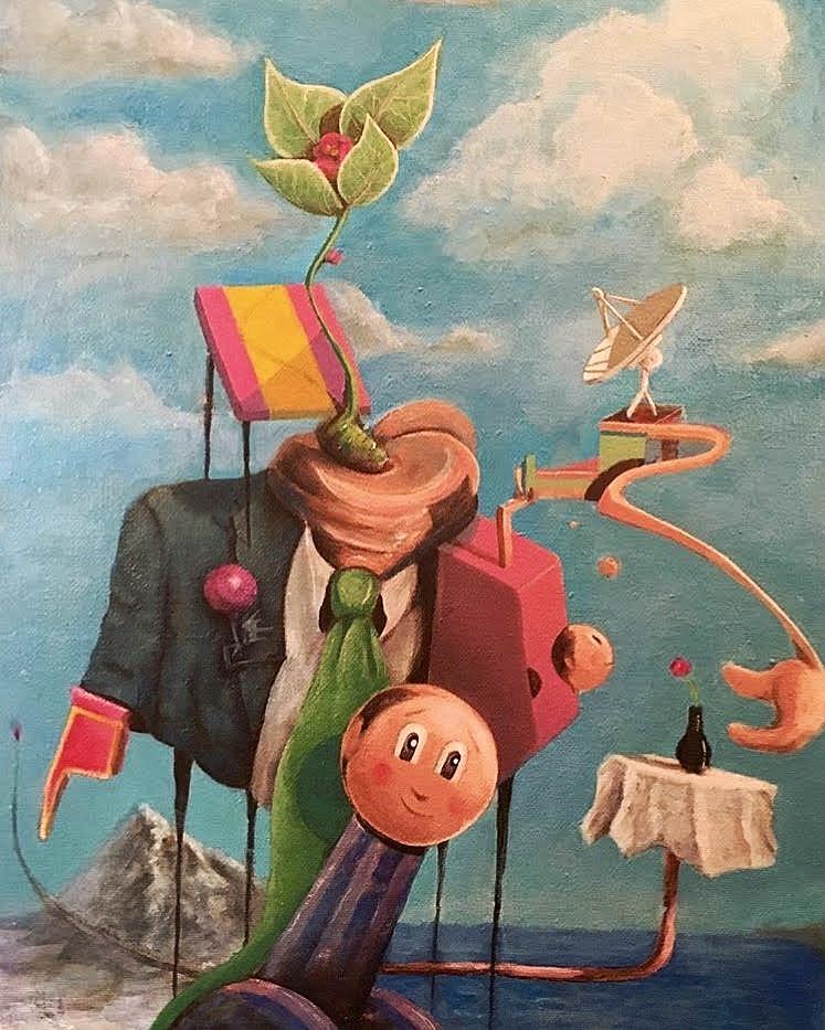 Surrealist Nonsense #1