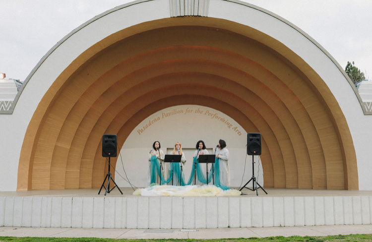 YES. Pasadena Pavilion for the Performing Arts. March 23, 2019 featuring Tany Ling, Jiha Lee, Jess Basta