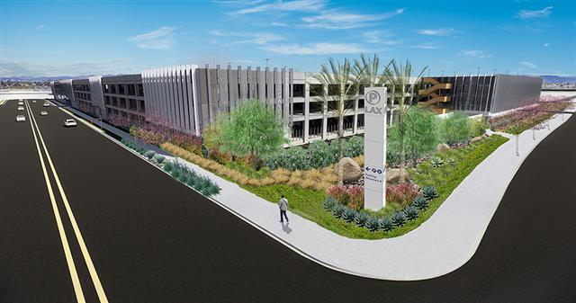 The Intermodal Transportation Facility - West will open in 2021.