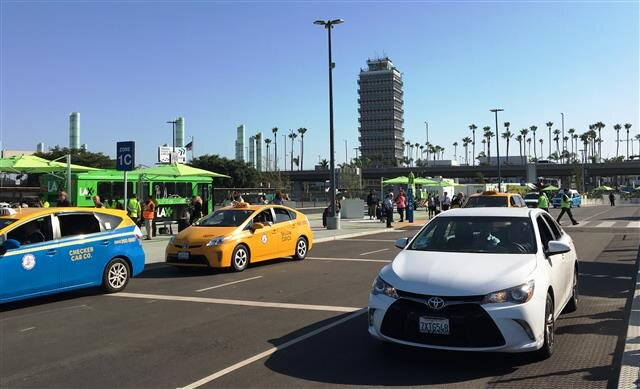 LAX-it, which is located east of Terminal 1, will reduce the number of vehicles in the CTA by 15 percent.