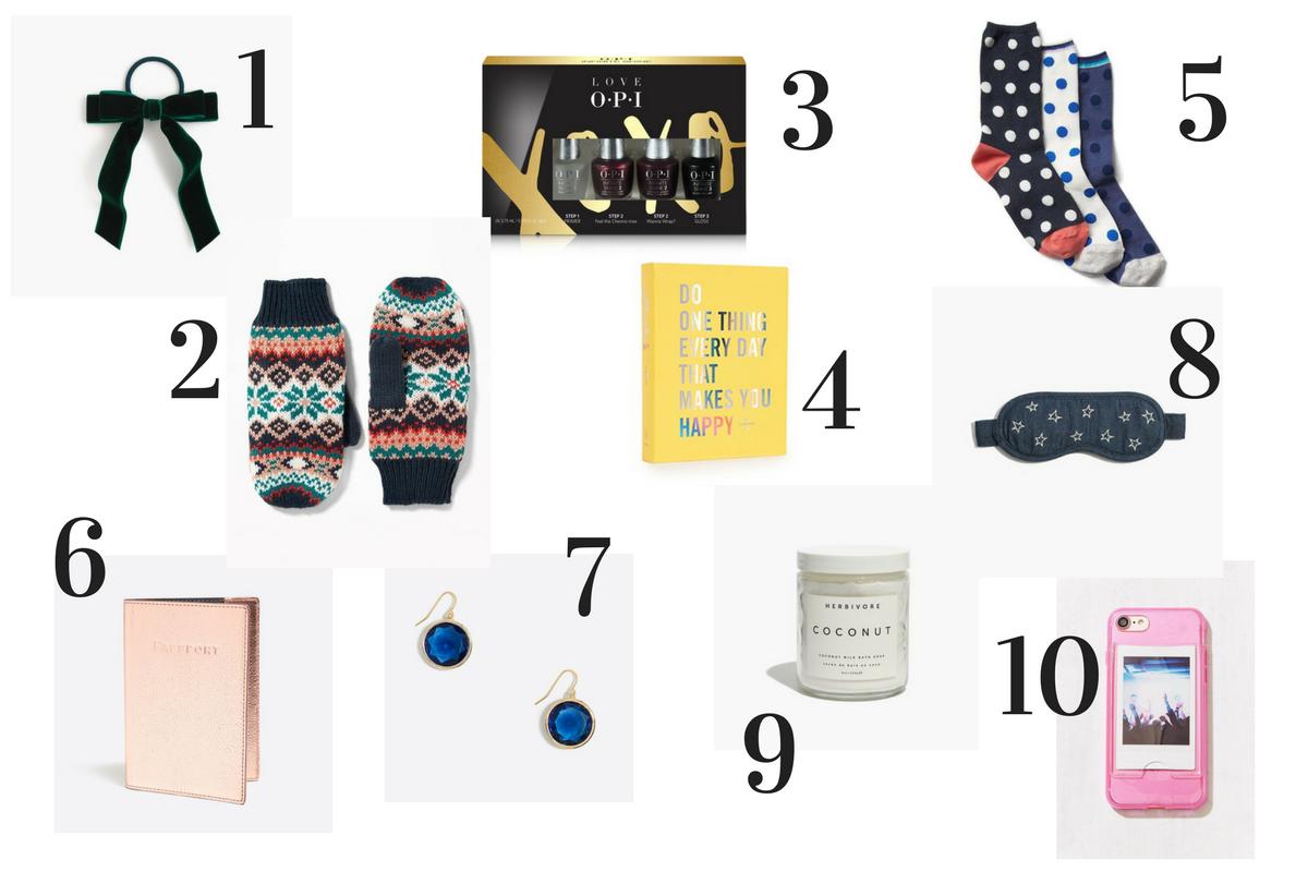 Gifts Under $20 -