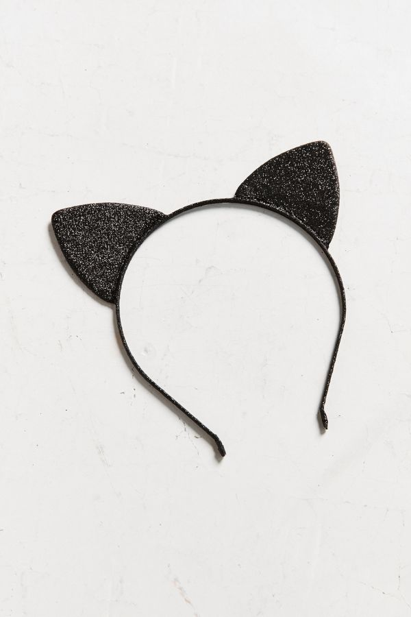 Shimmer Cat Ear Headband - These cat ears are great if you're in need of a costume in a pinch.SHOP CAT EAR HEADBAND