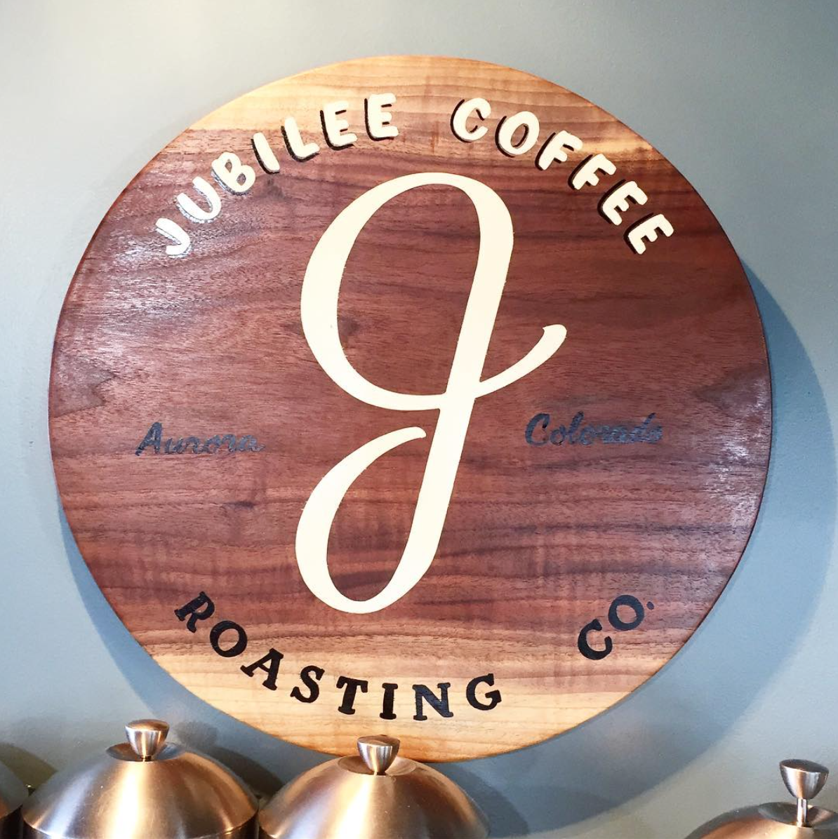 Serving Locally Roasted Jubilee Coffee