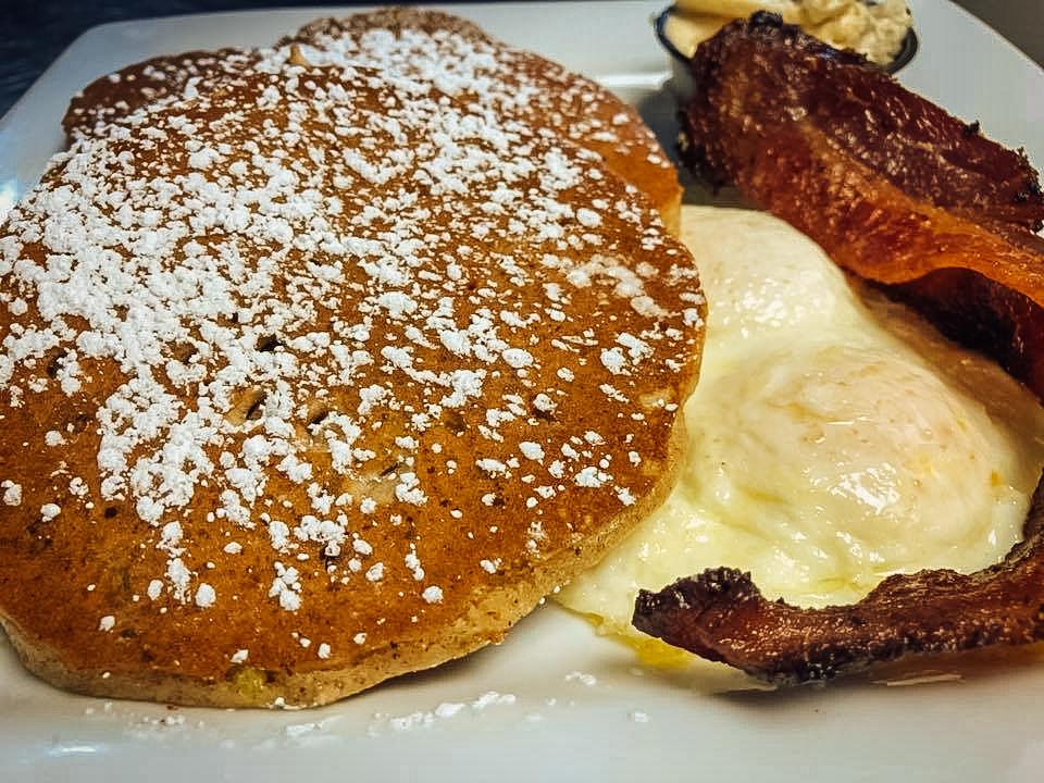 Pancake Meal.......$9.25