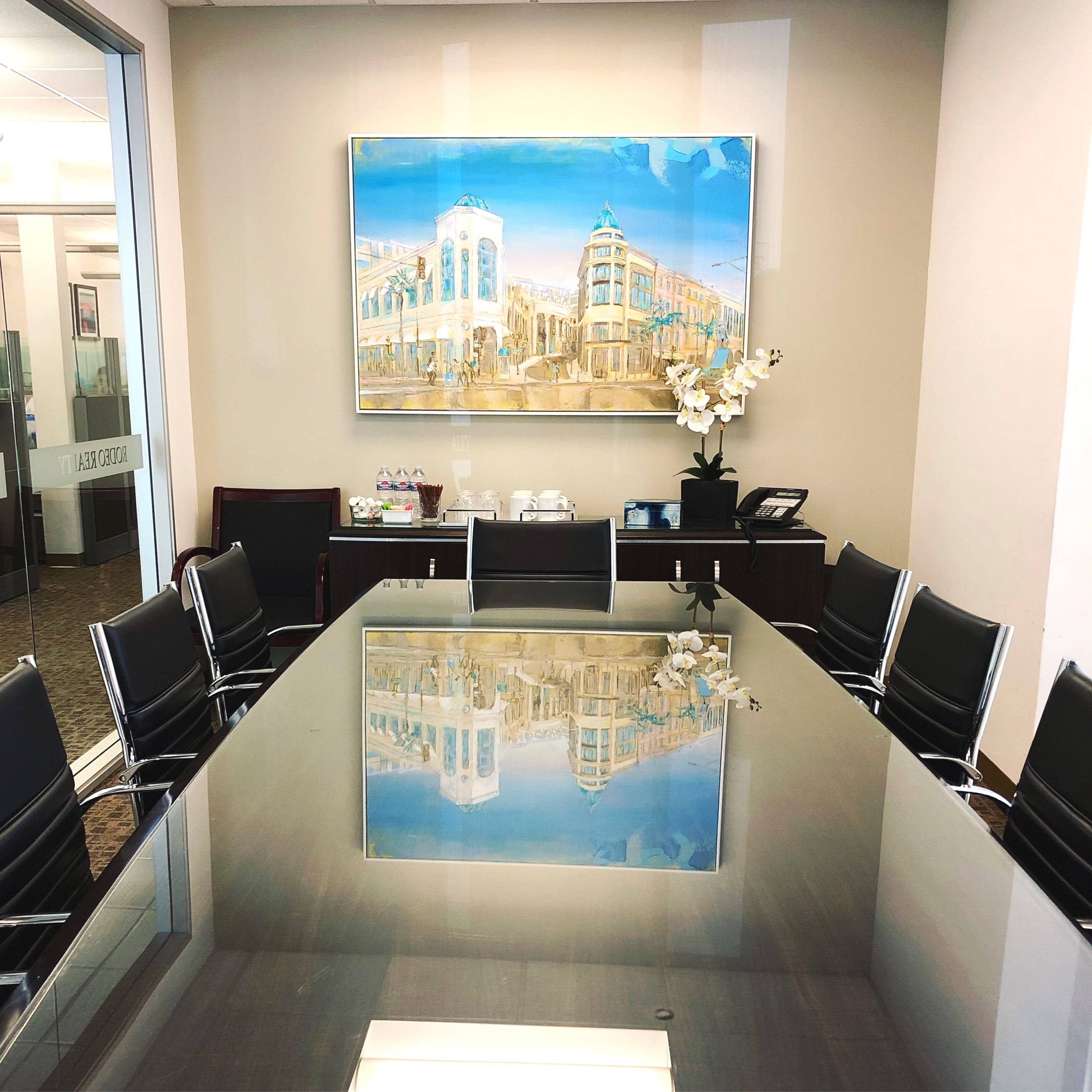the board room @rodeoreality