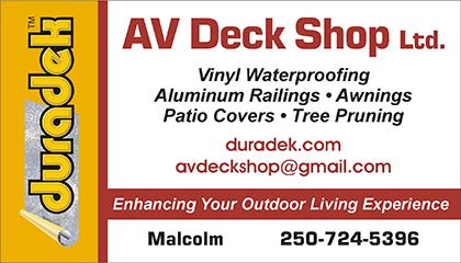 AV Deck Shop