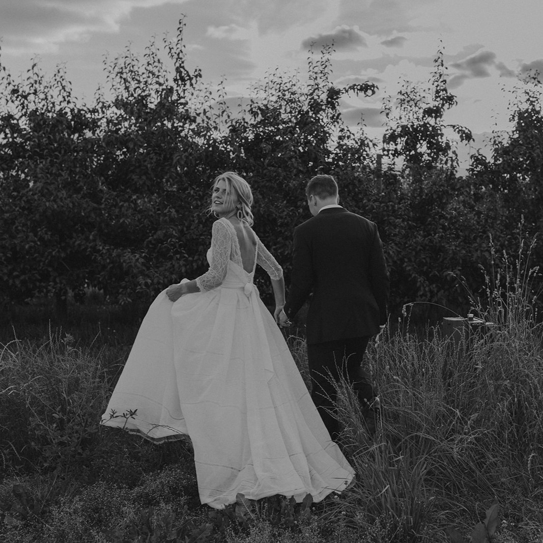 June Wedding atThe Orchard Hood River -