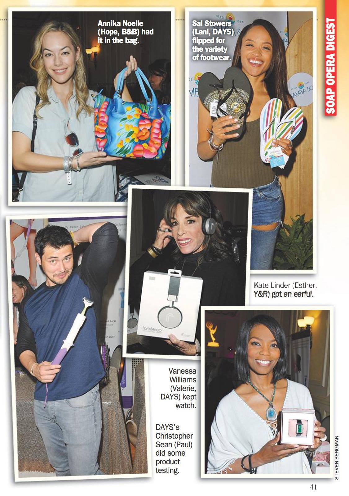 SOAP OPERA DIGEST AT THE DAYTIME EMMYS GOLDEN GIFT LOUNGE.jpg
