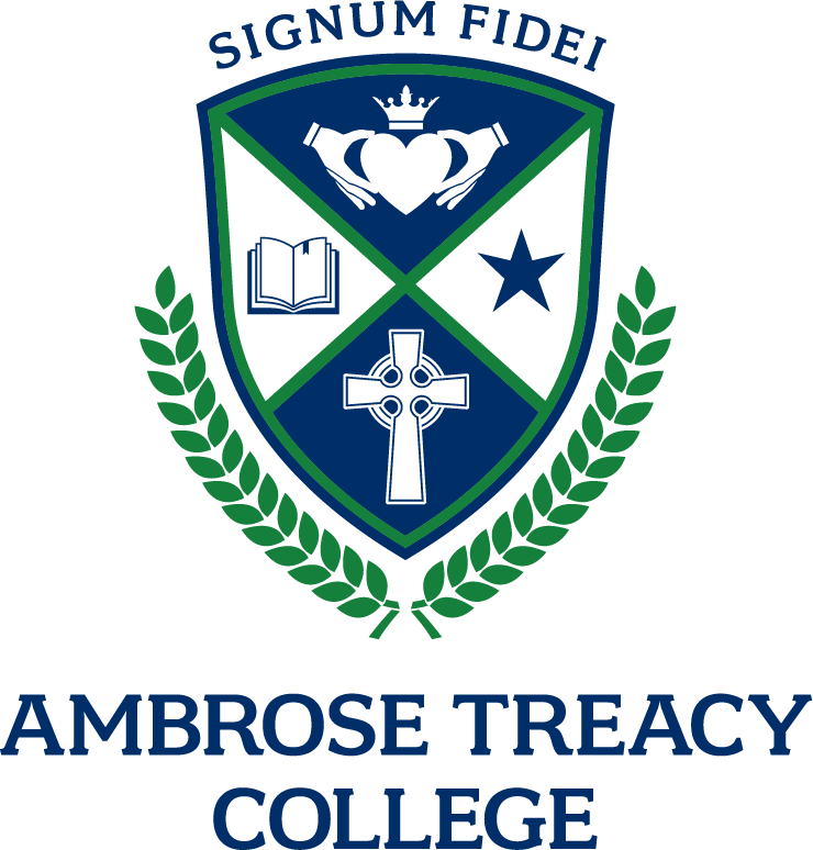 Ambrose_Treacy_College_Logo