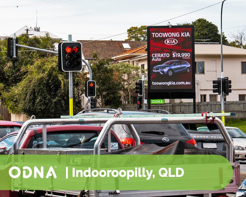 Indooroopilly - ODNA Digital Billboard