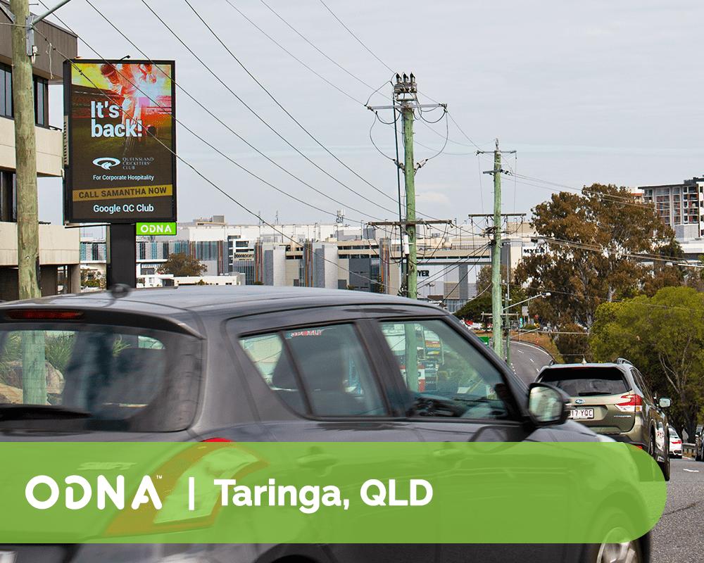 Taringa - ODNA Digital Billboard