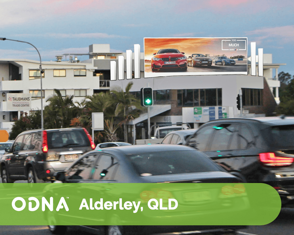 Alderley - ODNA Digital Billboard