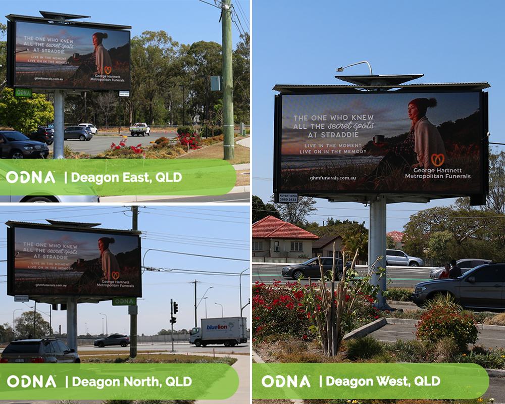 Deagon Billboard Advertising