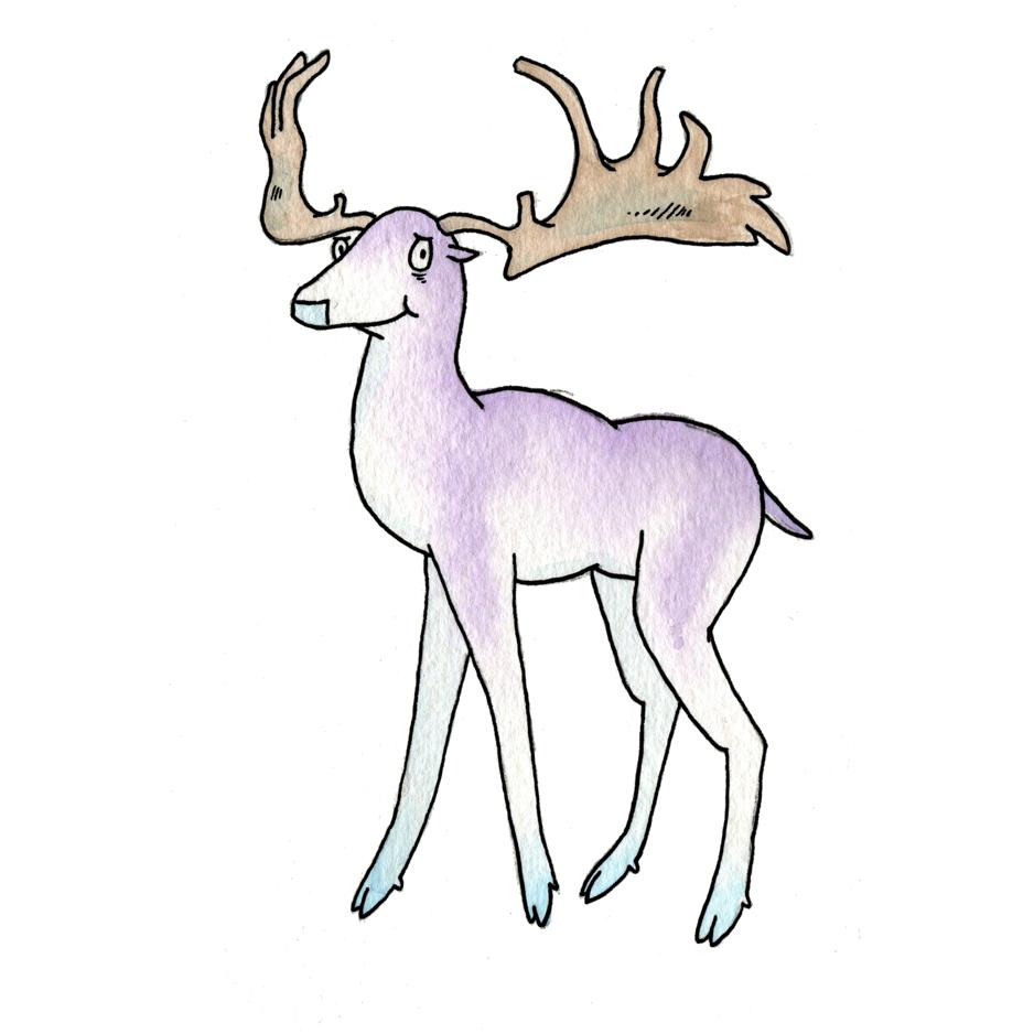 California - Ghost Deer.jpeg