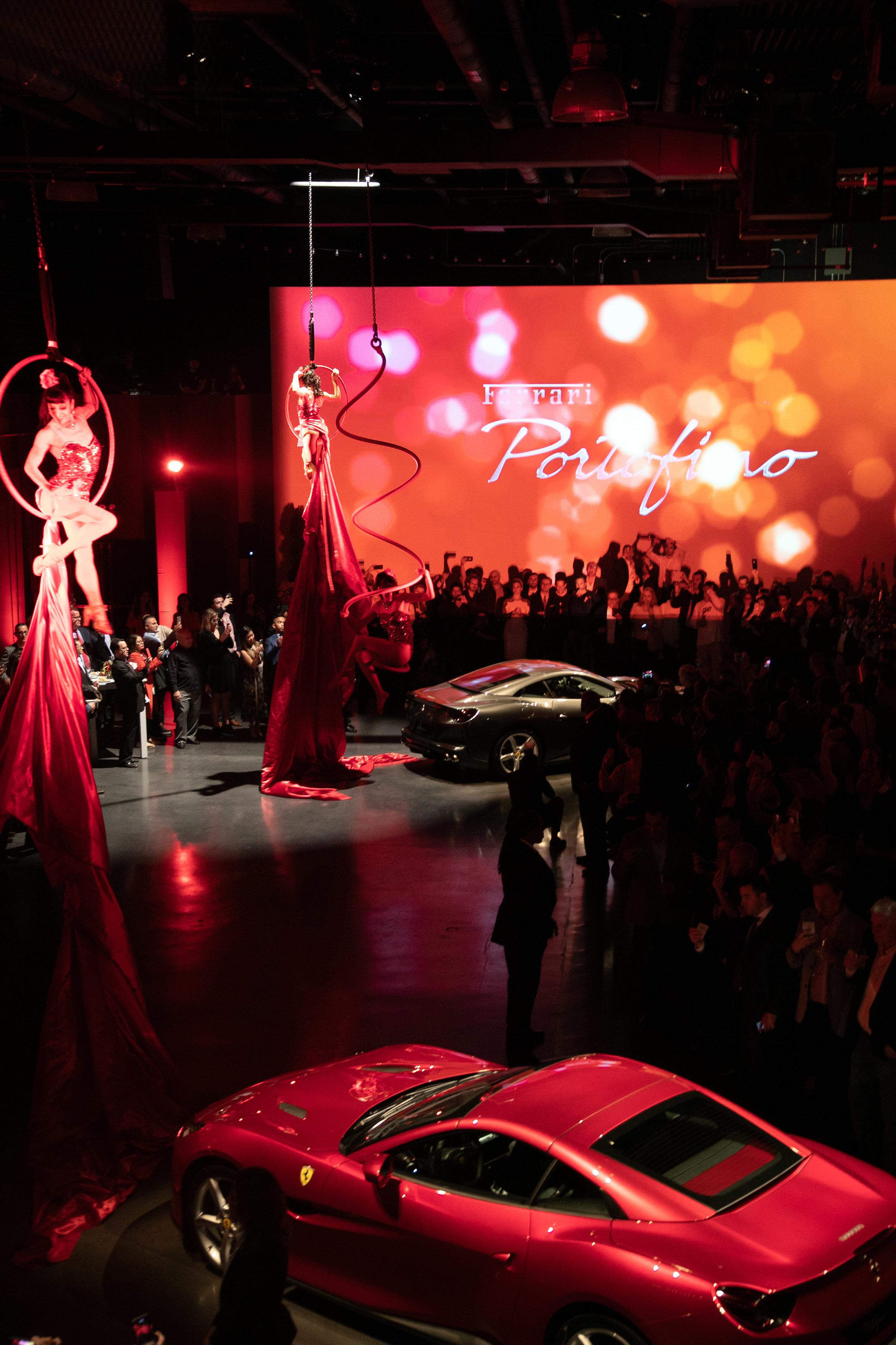 Ferrari  produced by Duo Avium