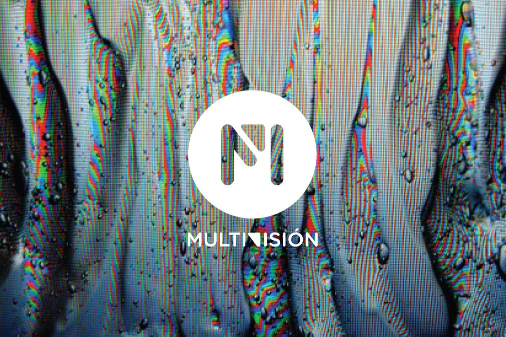 MULTIVISION - Logo and Branding for a multimedia equipment company.