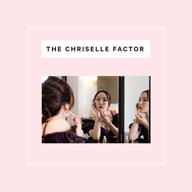 Pick the @bychari Sade Hoop Earrings if you want staple hoop earrings, and to look as chic as @chrisellelim 🌟🌟