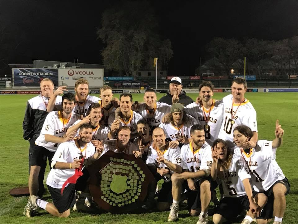 Mens 2018 State League Premiers