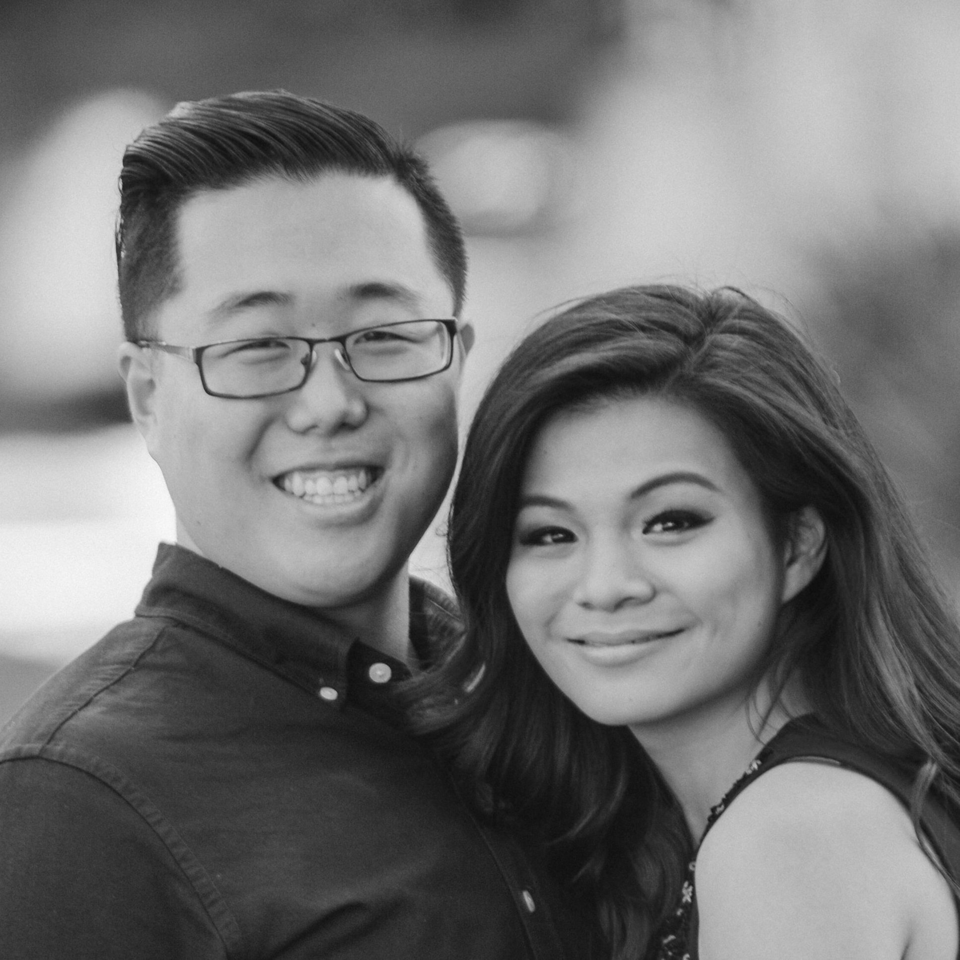 David and Audry Kim  Contend Directors