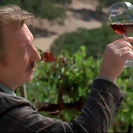 Alan Rickman in  Bottle Shock