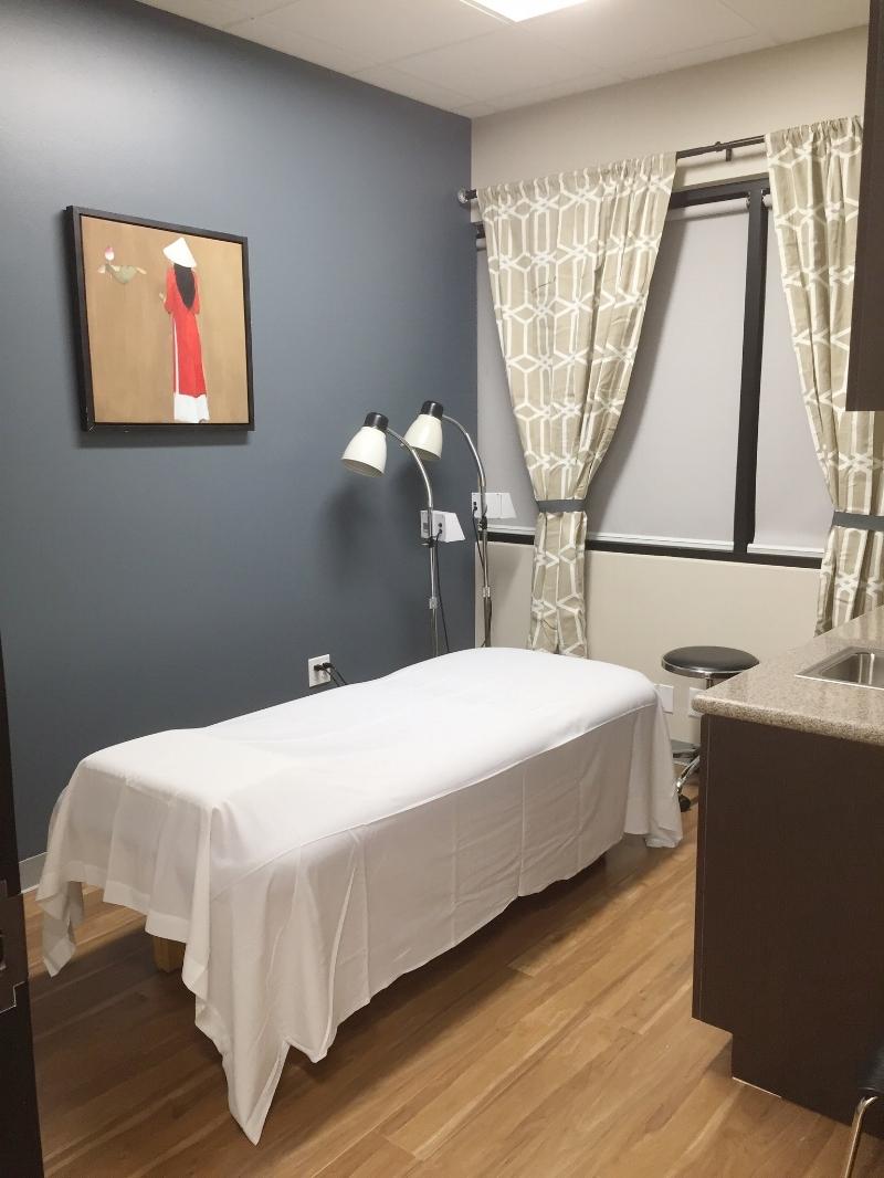 Acupuncture Room 1