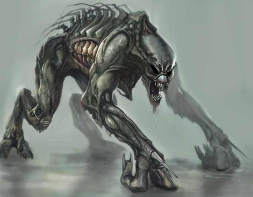 Enemy Infestation 2 Warrior