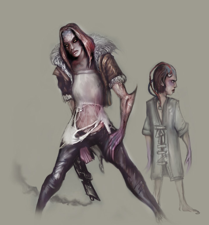 Enemy Infestation II: Salis