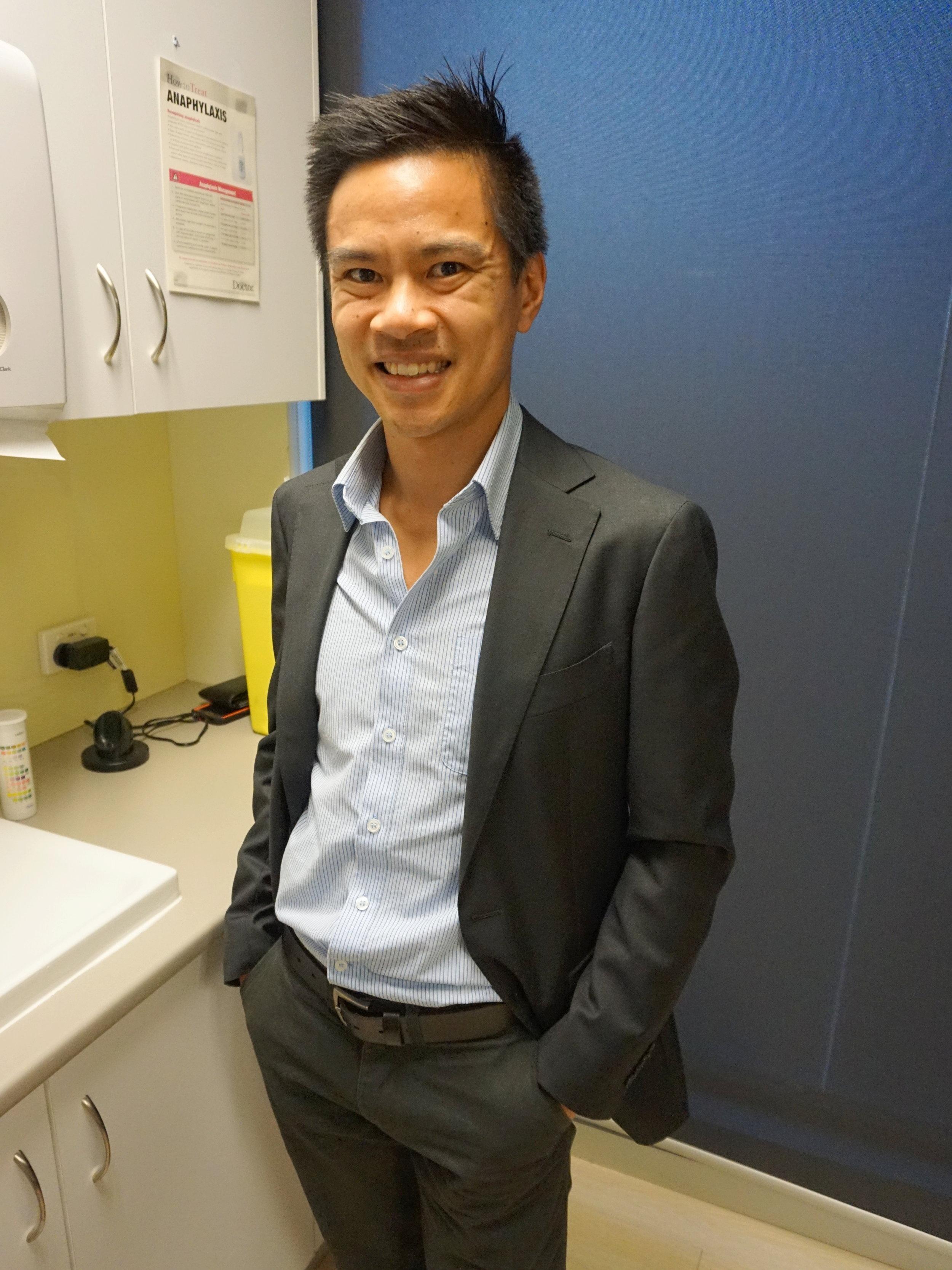 Dr Matthew Ho