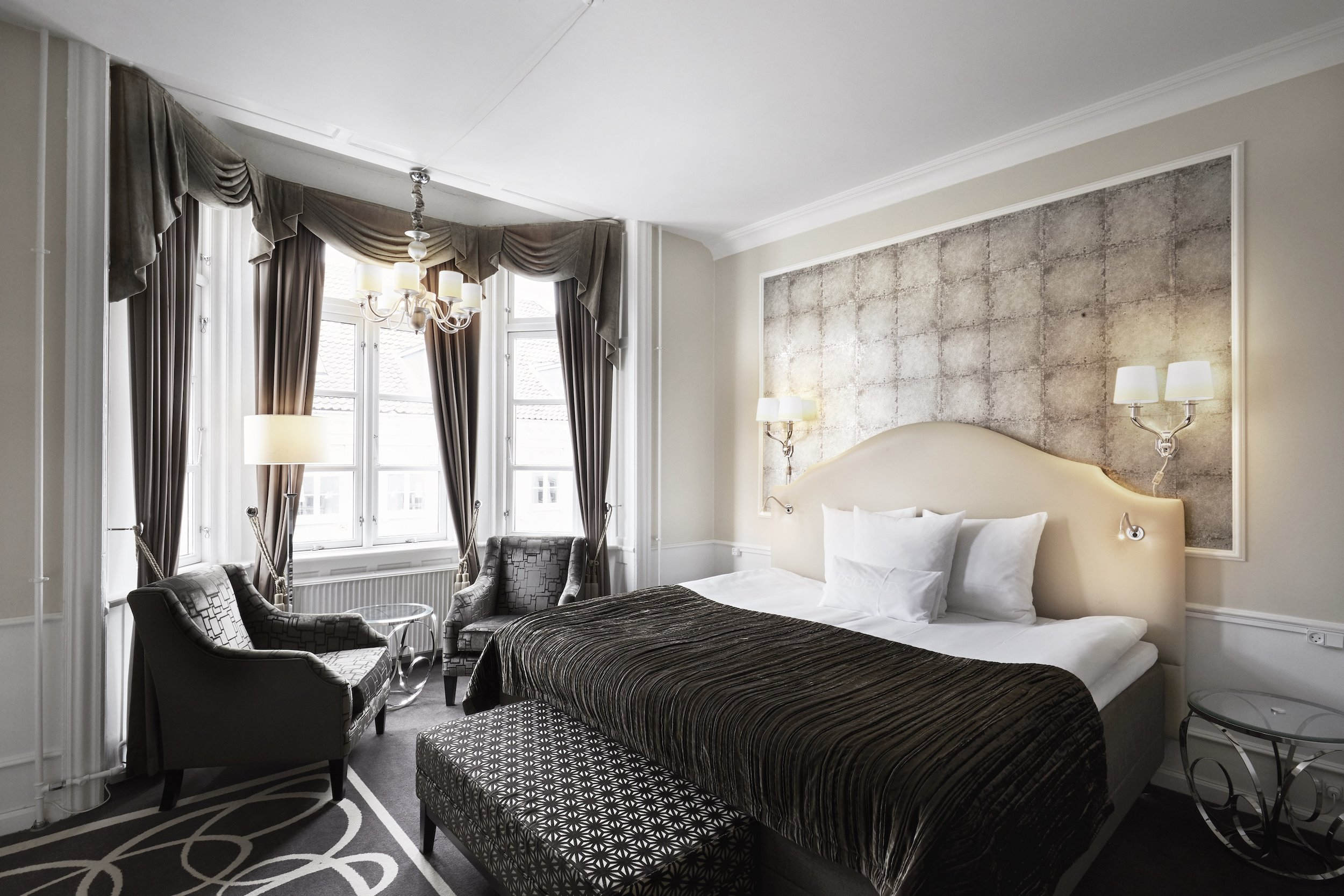 Executive double room - picture is, once again, courtesy of  the hotel's press kit