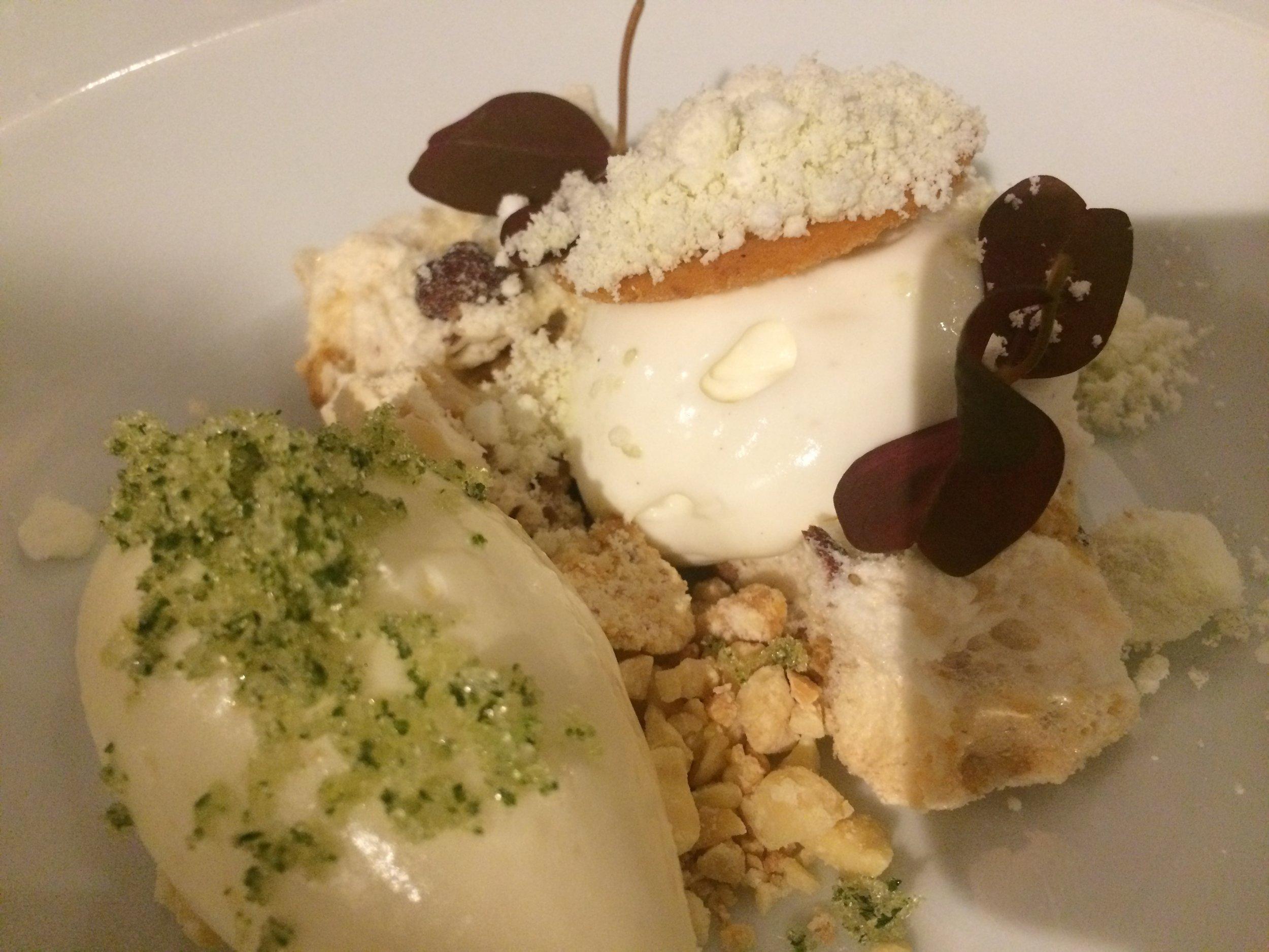 Dessert. Absolutely amazing! velvety, chocolatey and flowery. I'm a big fan!