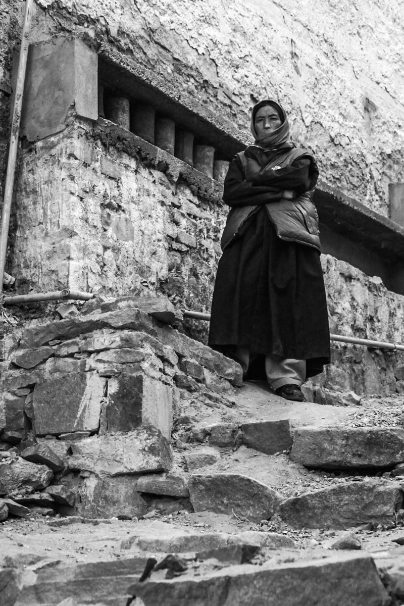 Hemis Monastery, May 2010
