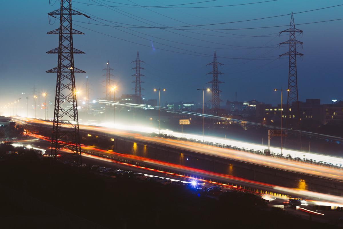 NH-8 - Gurgaon, February 2015