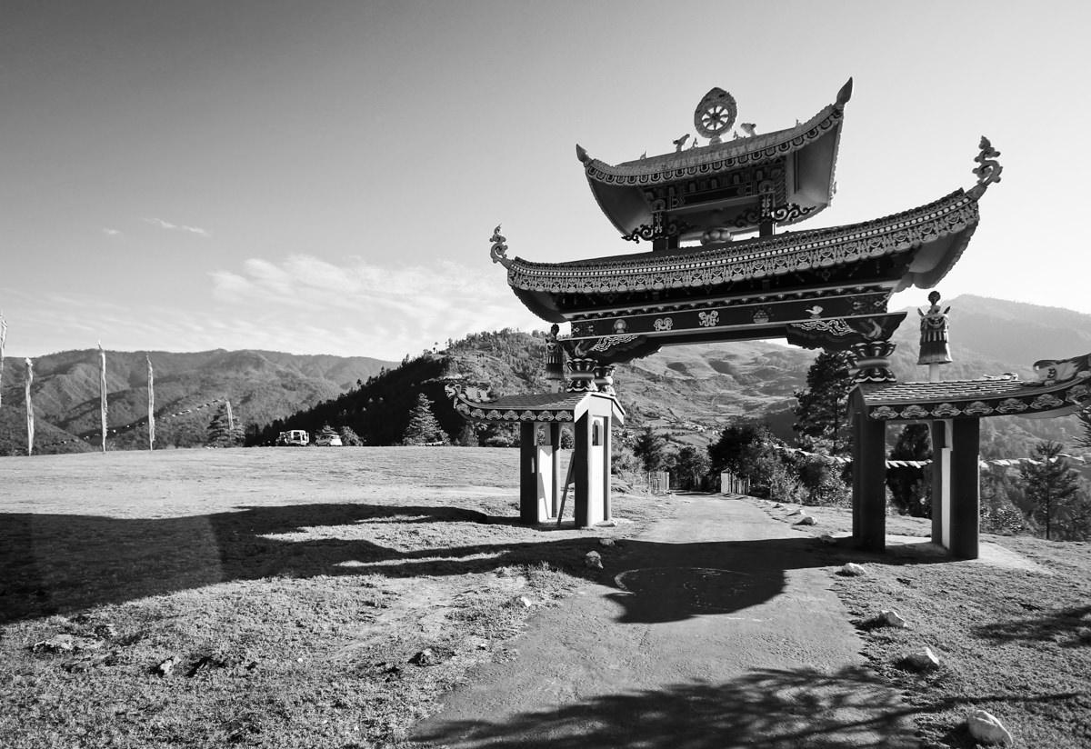 Chillipam Monastery - Arunachal Pradesh, October 2012