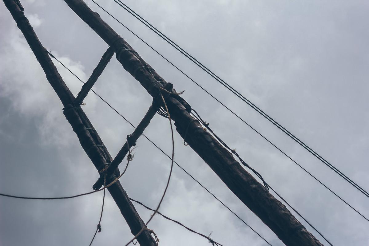 Chinese Fishing Nets - Fort Kochi, August 2012