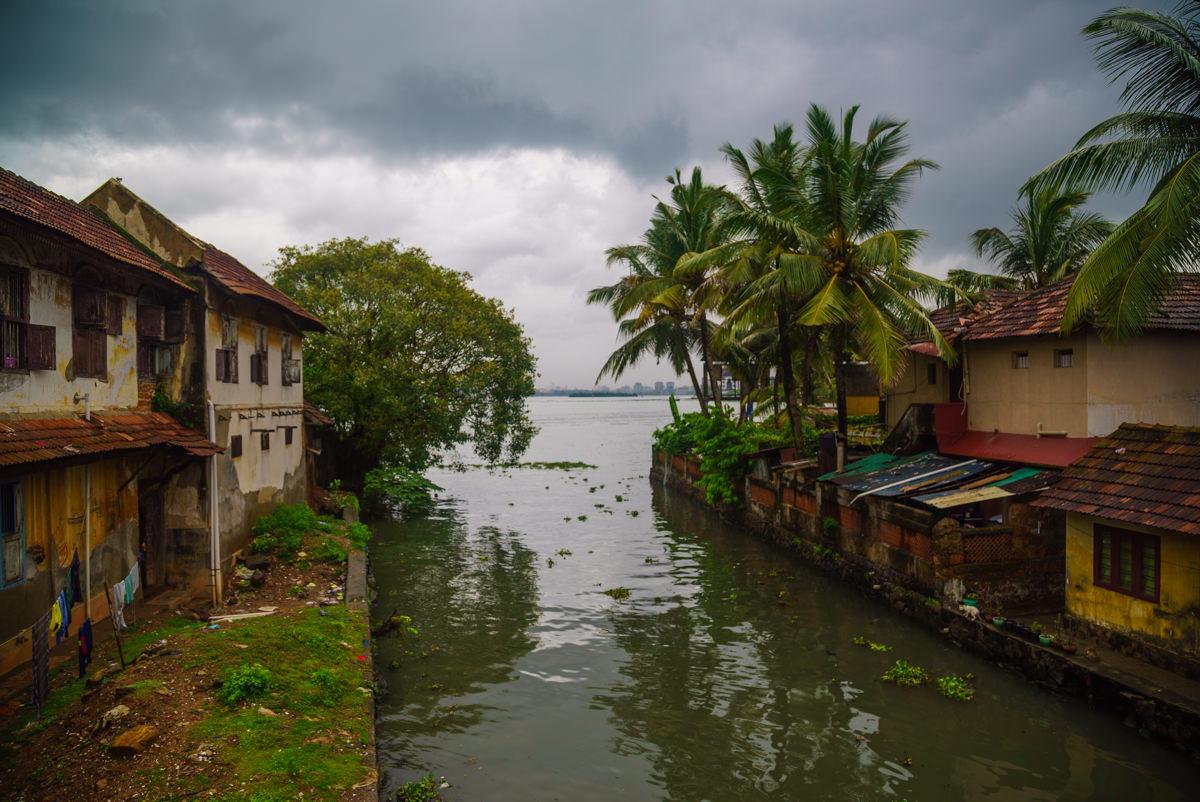 Jew Town - Fort Kochi, June 2015