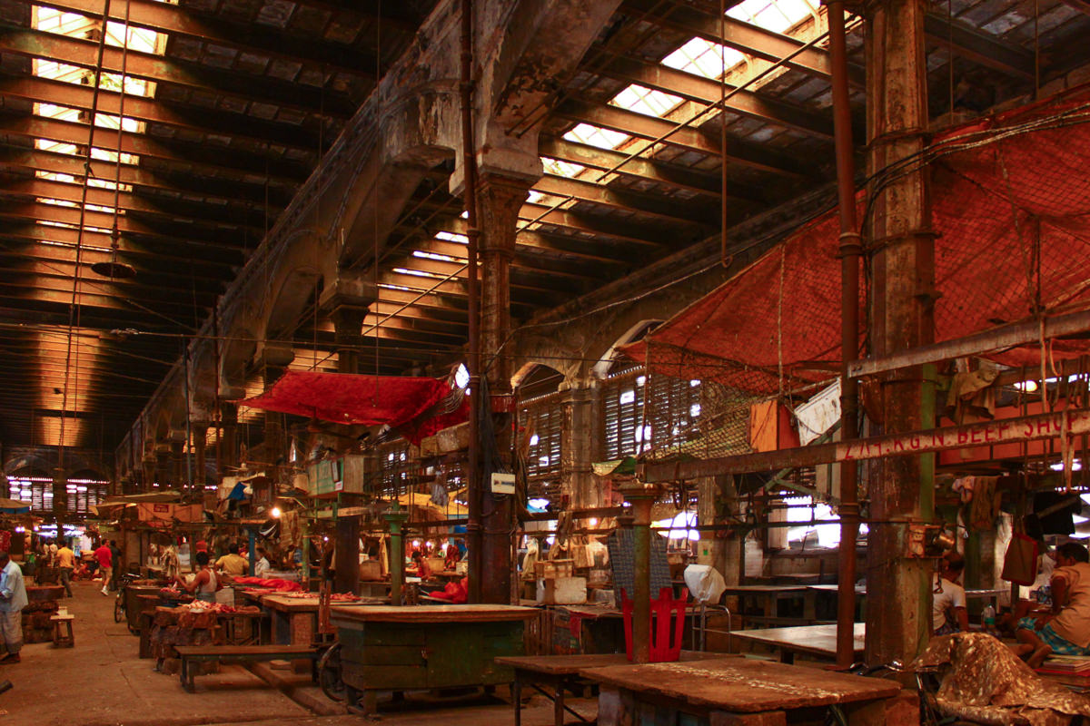 New Market, November 2010