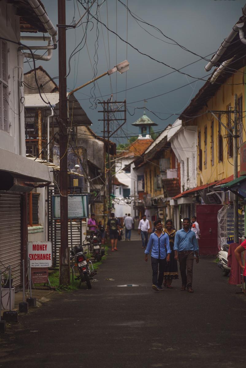 Jew Town - Kochi June 2015
