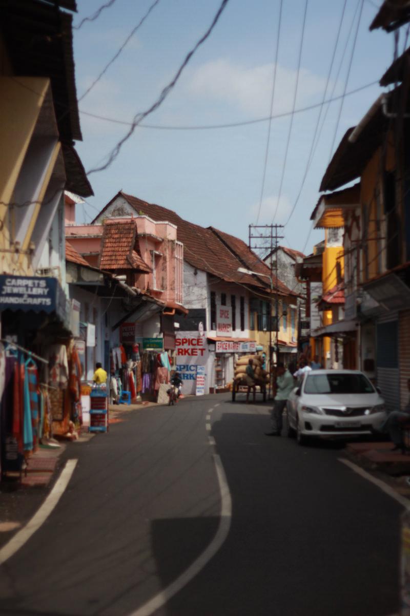 Jew Town - Kochi, August 2012