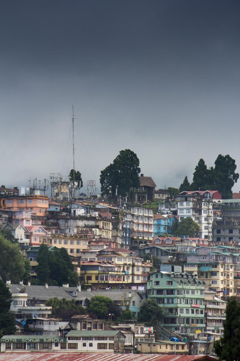 Darjeeling, August 2014