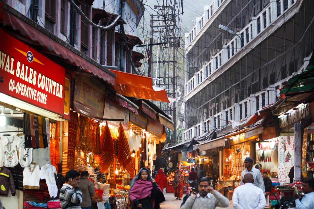 Haridwar, February 2014