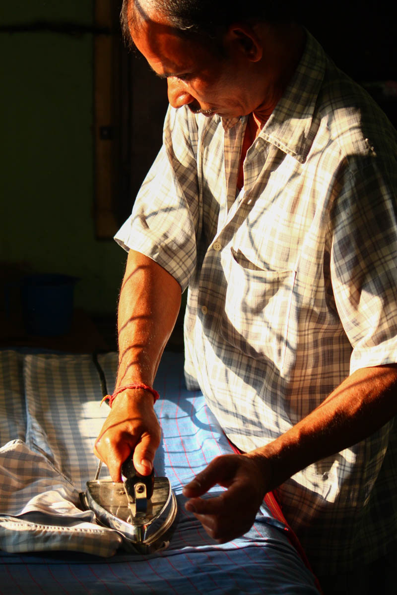 Domestic worker - Tinsukia, April 2011