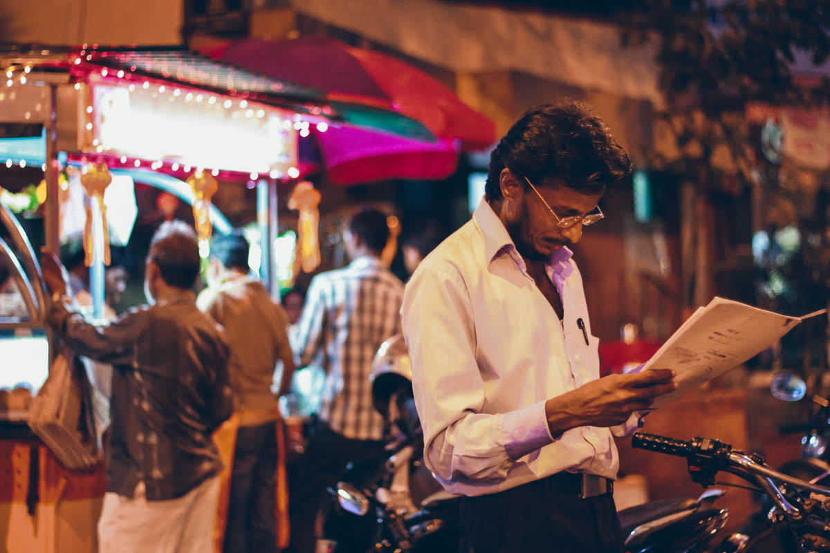Lawyer - Mumbai, November 2012