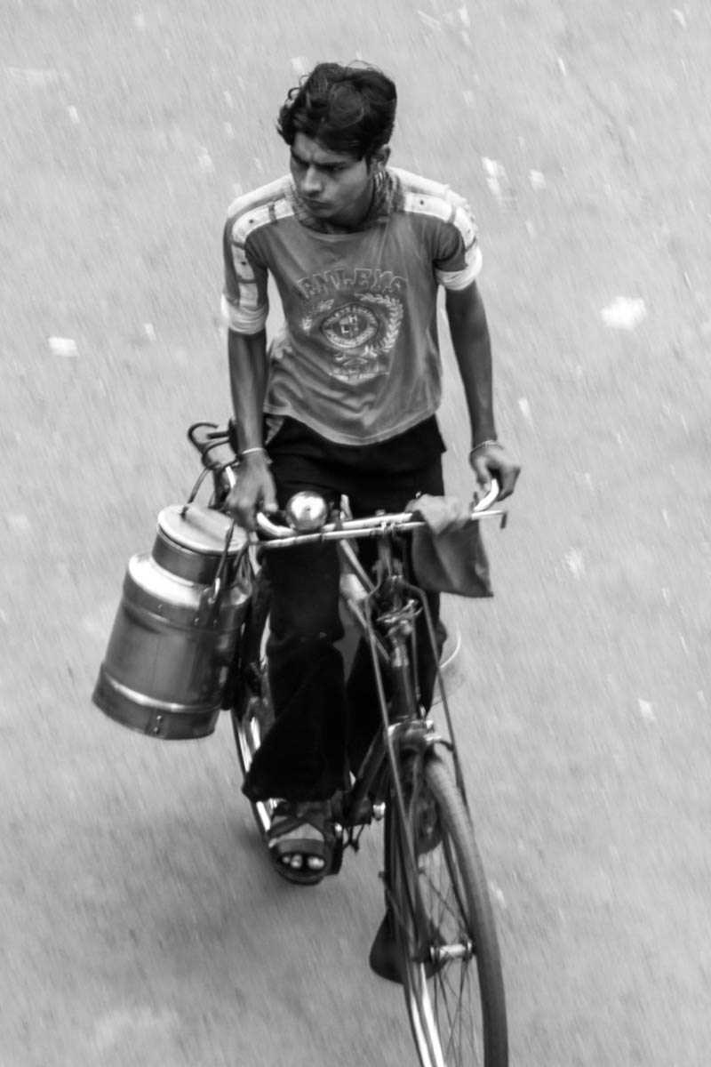 Milkman - Bandra, October 2009